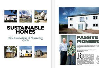 Sustainable Homes app voor een duurzaam huis