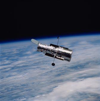 Hubbel Space Telescope