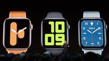 Apple Watch reparatieprogramma