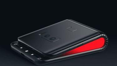 Samsung Galaxy F: opvouwbare toekomst van smartphones