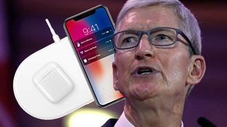 Apple Airpower tim cook