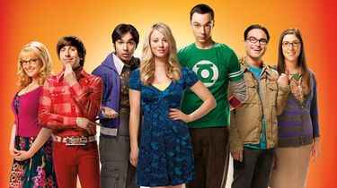 The Big Bang Theory Netflix
