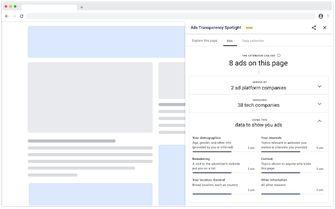 Google Chrome extensie