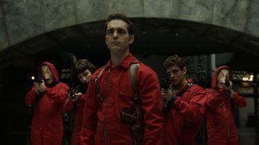 La Casa de Papel Netflix