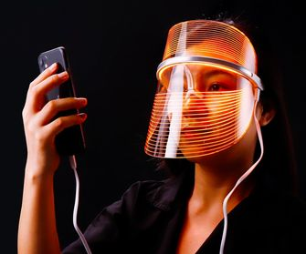 LED masker Aliexpress