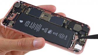 Vervanging accu iPhone