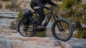 Elektrische fiets Jeep e-bike Mountainbike