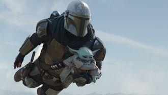The Mandalorian Disney+ Star Wars Baby Yoda Emmy Awards