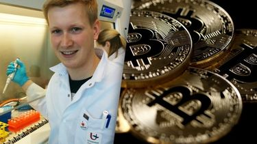 Sander Wuyts Bitcoin DNA
