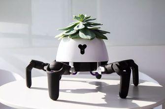 robot plant