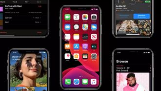iOS 13 iPadOS iOS13 iPhone iPad