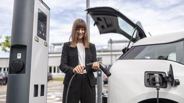 Elektrische auto Bosch