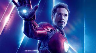 Avengers Endgame Robert downey jr Iron Man Marvel