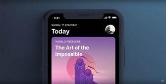 iOS 12 concept fans