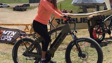 Rogue Ridge fat bike