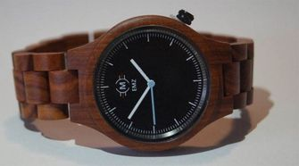 horloge EMZ Red Sandal Wood