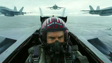 Top Gun Maverick films