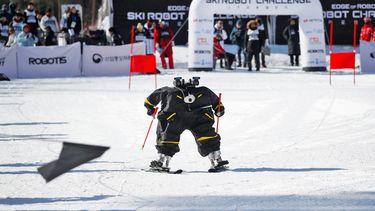 Ski robots Olympische WinterSpelen
