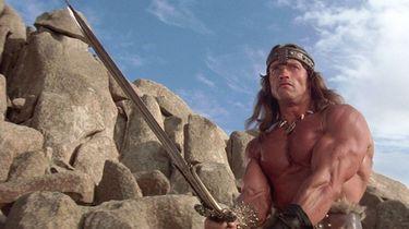 Conan the Barbarian Netflix