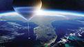 Luchtballon ruimte