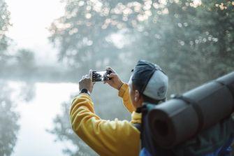 smartphone gebruiken foto maken