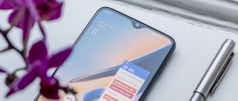 OnePlus 6T review notch