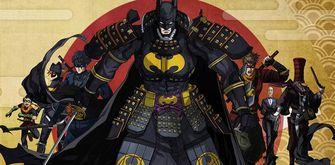 Epische nieuwe Batman Ninja film komt naar Netflix