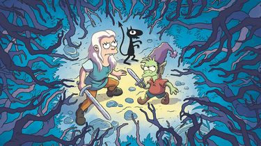 Disenchantment Simpsons Netfix