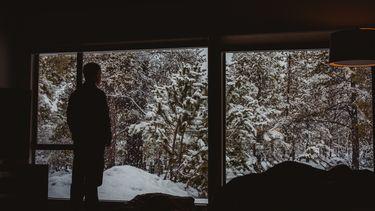 winter sneeuw