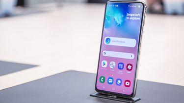 Samsung Galaxy S10e preview design
