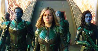 Kree Captain Marvel