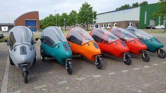 LEF EV Mobility elektrische fiets