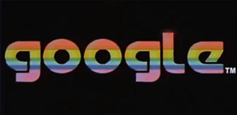 Google Retro logo's