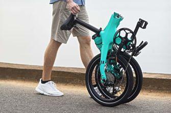 Éole elektrische fiets vouwfiets