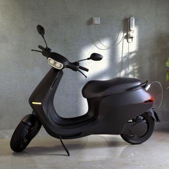 Ola elektrische scooter