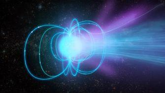 Ruimte-ontdekking: Magnetar