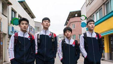 Netflix Racket Boys