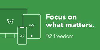 Freedom productiviteit app