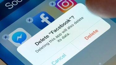 Facebook deleten