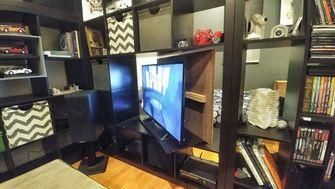 Ikea hack verborgen televisie