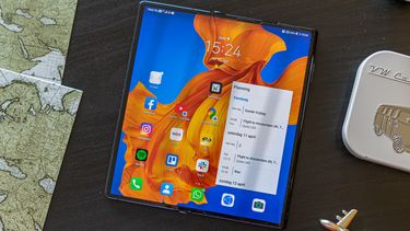 Huawei Mate Xs review voorkant