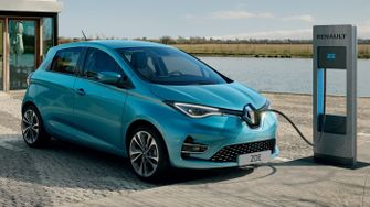 Renault Zoe E-TECH Electic elektrische auto
