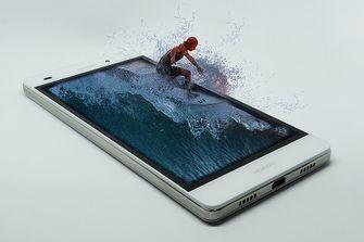 smartphone waterbestendig