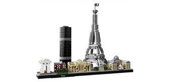 LEGO Architecture Skyline Parijs