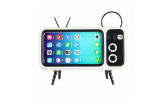 Bluetooth smartphone speaker