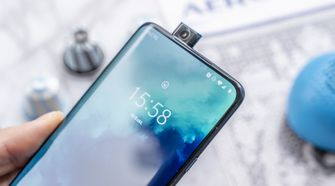 OnePlus 7T Pro review selfiecamera