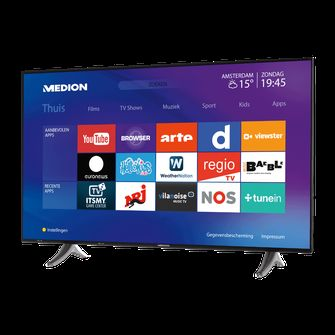 Aldi Medion smart-tv 50-inch