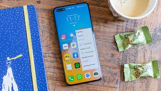 Huawei P40 Pro review uitgelicht