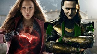 Scarlet Witch loki Avengers Disney
