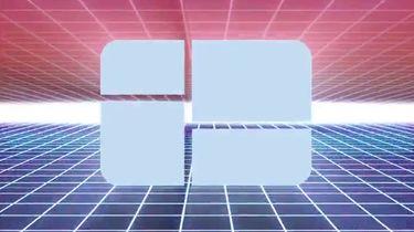 Microsoft Windows 1.0 Stranger Things